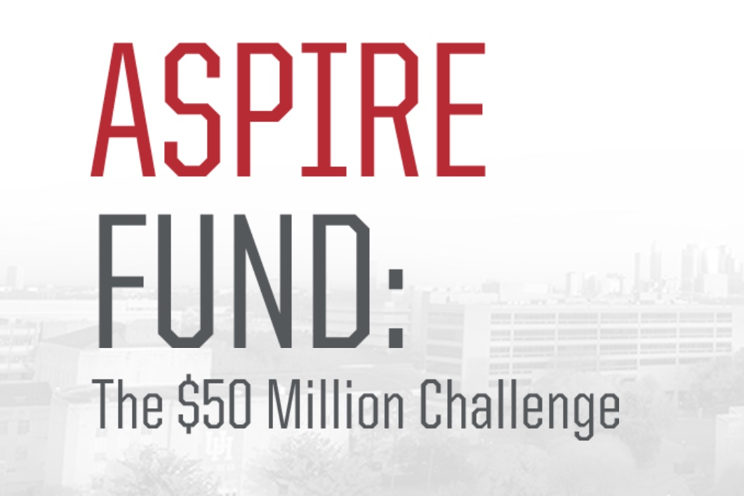 Aspire Fund - The $50 Million Challenge